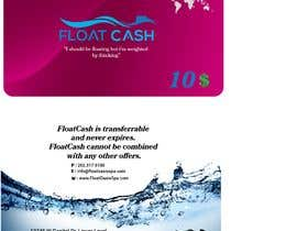 #18 for Design some rewards cash for a float business- EASY & CREATIVE by guessasb