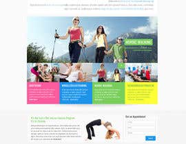 #21 for Wordpress Theme Design for Institut für funktionelle Bewegung by Pavithranmm