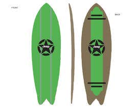 #8 for Design Me a Surf Board by sonnybautista143