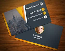 #161 for Bussiness Card by ronotory121851