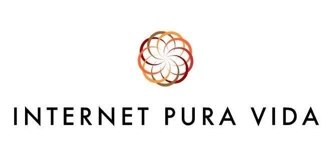 Inscrição nº                                         70                                      do Concurso para                                         Logo Design for  Internet Pura Vida