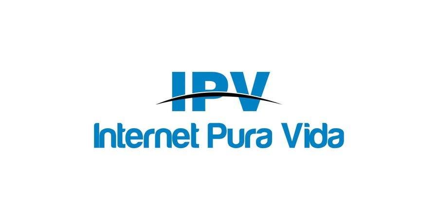 Inscrição nº                                         45                                      do Concurso para                                         Logo Design for  Internet Pura Vida