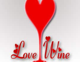 #88 cho Logo Design for Heart Wine (love wine) bởi irshadjan