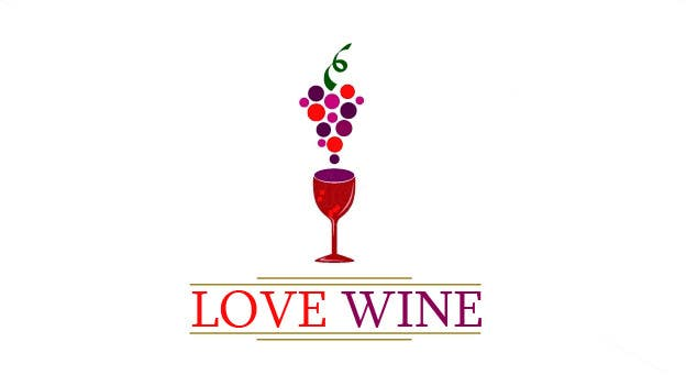 #119 for Logo Design for Heart Wine (love wine) by haroonsaleh