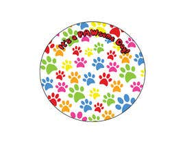 #8 for Paw Print Button Design by FauziaT