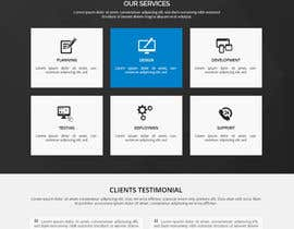 #31 for Design Landing Page for WEB DESIGN COMPANY by WebCraft111