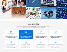 #49 for Design Landing Page for WEB DESIGN COMPANY by WebCraft111