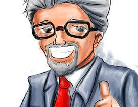 #69 for Create a Cartoon / Caricature of my Boss ! by budamaligno