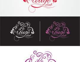 """#63 untuk Design Logo for """"Le Rouge"""" Cloub/Escort oleh nipen31d"""
