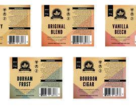 lounzep tarafından Label Design for E-liquid Brand için no 5