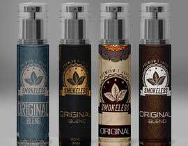 tantawis tarafından Label Design for E-liquid Brand için no 15