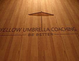 #40 for Yellow Umbrella Coaching Logo Design by djericmarko