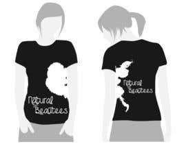 #21 untuk T-shirt Design for Natural Beautees oleh clairol