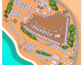 kizhakkan tarafından Illustrate a Map from an existing sample and Google Maps Image için no 3