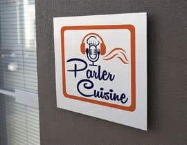 #28 for Concevoir un nouveau logo de podcast culinaire by meroc