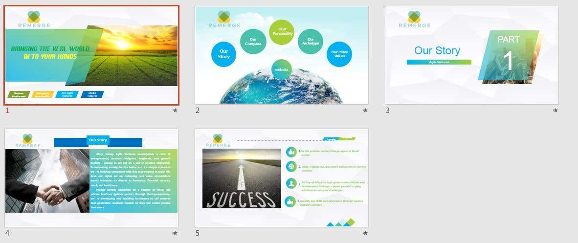 entry 3 by mohmedrashed for microsoft powerpoint design theme