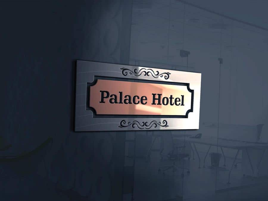 """Bài tham dự cuộc thi #22 cho We have a pub built in 1914 we need a logo done which is regal and suits that era...   """"Palace Hotel"""" is the name of the pub. It is a traditional country pub."""