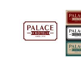 """#26 cho We have a pub built in 1914 we need a logo done which is regal and suits that era...   """"Palace Hotel"""" is the name of the pub. It is a traditional country pub. bởi imagencreativajp"""