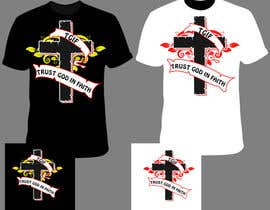 #31 untuk Design a T-Shirt for faith based company oleh jmethuk10