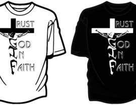 #18 untuk Design a T-Shirt for faith based company oleh ChristianJohn07