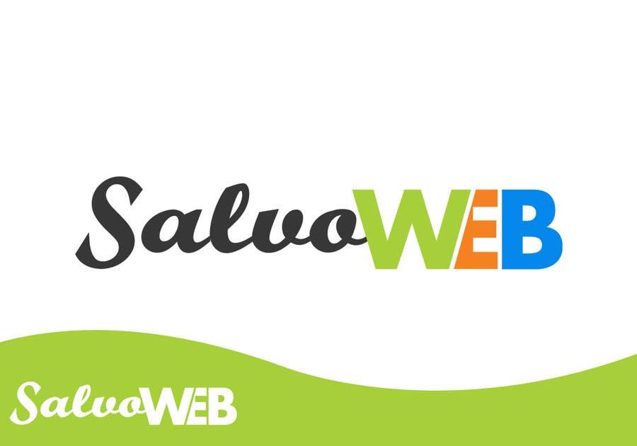 #545 for Logo Design for SalvoWEB by NoLogo