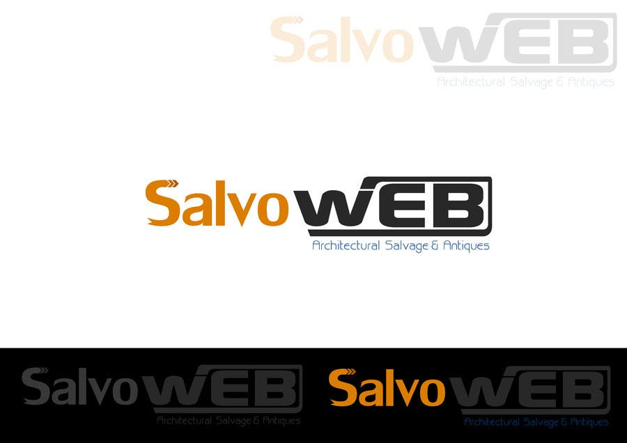 Contest Entry #649 for Logo Design for SalvoWEB