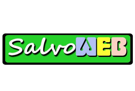 #618 for Logo Design for SalvoWEB by JLLozada