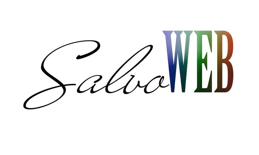 #556 for Logo Design for SalvoWEB by larisaamirova