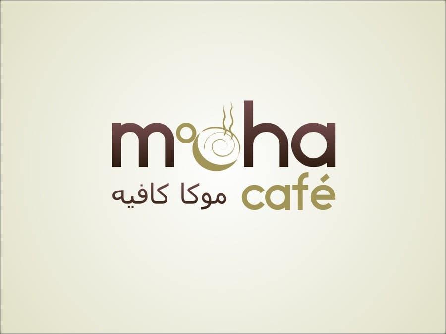 Bài tham dự cuộc thi #141 cho Logo Design for Mocha Cafe
