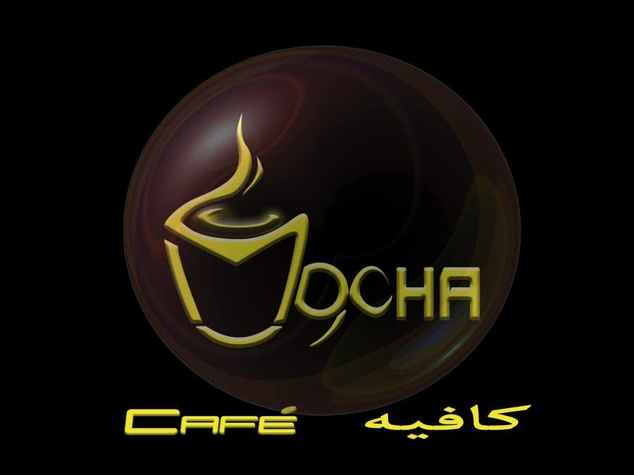 Bài tham dự cuộc thi #198 cho Logo Design for Mocha Cafe