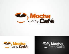 #151 para Logo Design for Mocha Cafe por bozidartanic