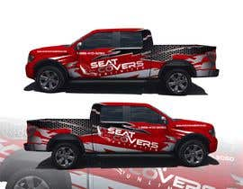 #26 cho Vehicle Wrap Red F-150 SCU bởi monstersox