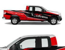 #81 cho Vehicle Wrap Red F-150 SCU bởi ravi05july