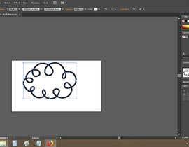 nº 2 pour GRAPHIC DESIGN - A SET OF TEN (10) SCRIBBLE CLOUDS par Designer1Expert