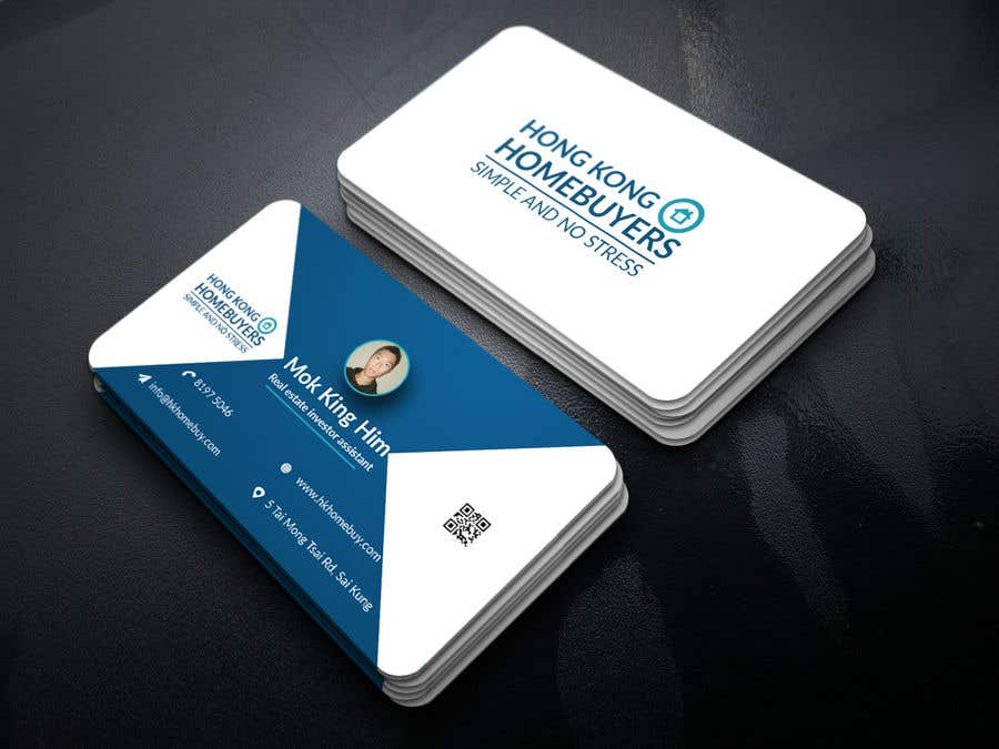 Entry #71 by toufikmia52 for modify one Business Card now please ...