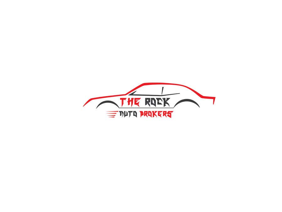 Entry 142 By Zakiazaformou577 For The Rock Auto Brokers Freelancer