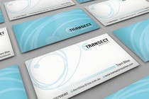 Contest Entry #57 for Business Card Design for Transect Industries