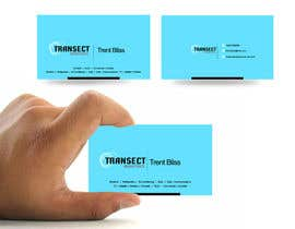 #17 untuk Business Card Design for Transect Industries oleh vigneshsmart