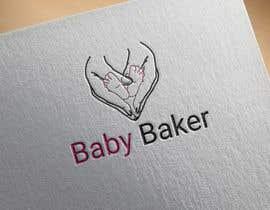 #149 untuk Baby Baker Logo oleh Ashrafulraj