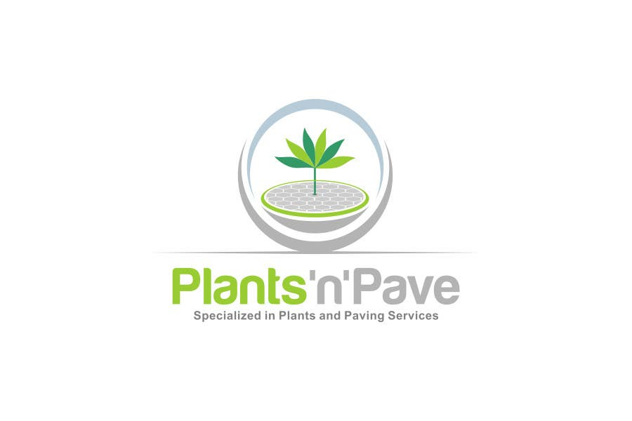 #485 for Logo Design for Plant 'N' Pave by dimitarstoykov
