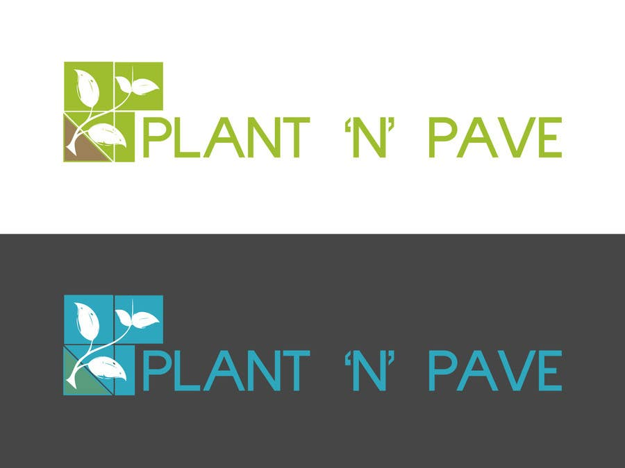 #286 for Logo Design for Plant 'N' Pave by kaceybridges