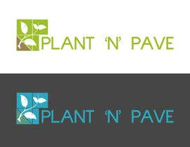 #286 for Logo Design for Plant 'N' Pave af kaceybridges