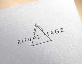 #603 cho Design a Logo - RITUAL MAGE bởi soheldesigner