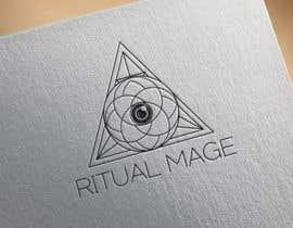 #695 cho Design a Logo - RITUAL MAGE bởi fahimshahriar11