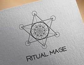 #768 cho Design a Logo - RITUAL MAGE bởi esraakhairy381