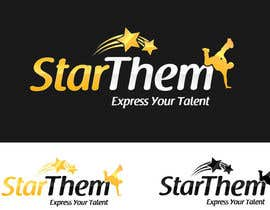 #276 for Logo Design for StarThem (www.starthem.com) by akshaydesai