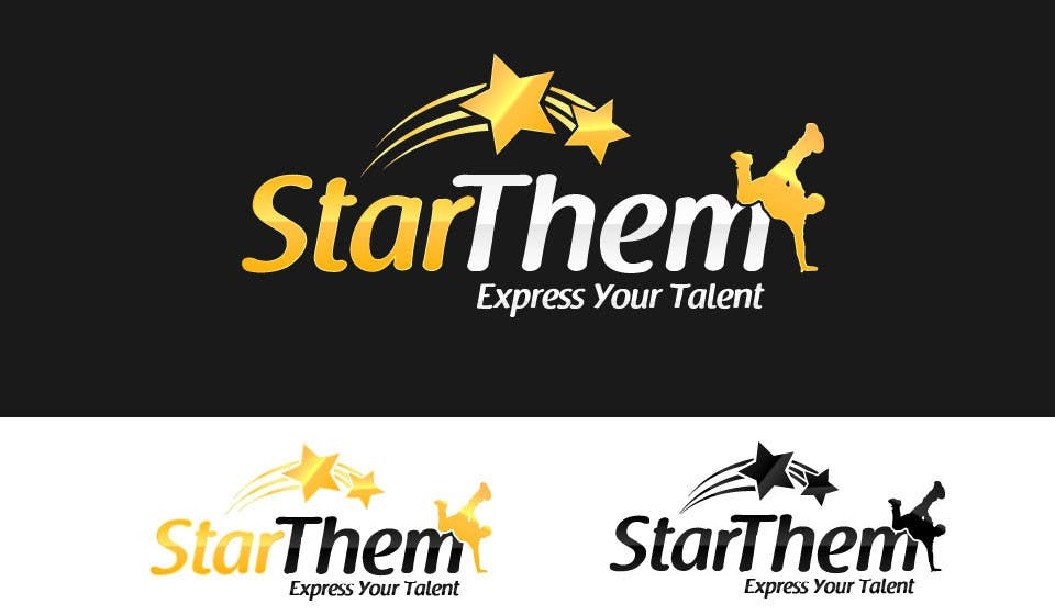#236 for Logo Design for StarThem (www.starthem.com) by akshaydesai