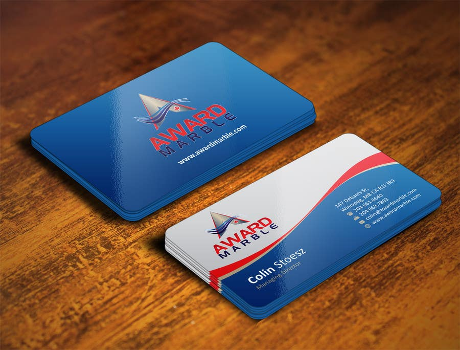 Entry #83 by ezesol for Design some Business Cards for my cultured ...