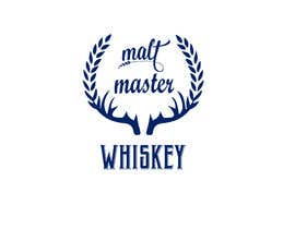 #458 for Design Whisky Brand and Logo by baskarmanih96