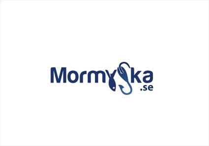 Конкурсная заявка №70 для Logo Design for Mormyska.se